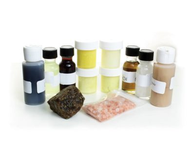 African Skin Care Sampler Kit