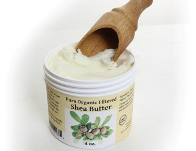100% Shea Butter Pure Organic & Filtered