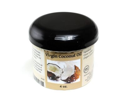 100% Organic Virgin Coconut Oil
