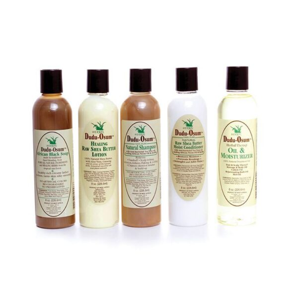 Dudu-Osum Herbal Bath-Body-Hair Kit
