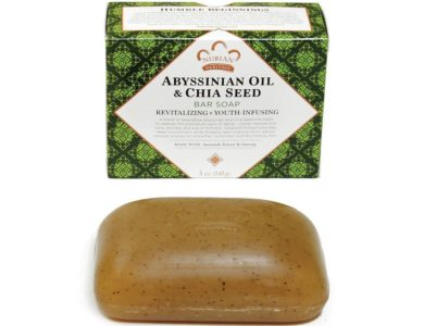 Abyssinian Oil & Chia Seed Soap