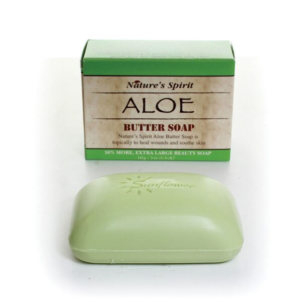 Aloe Butter Soap