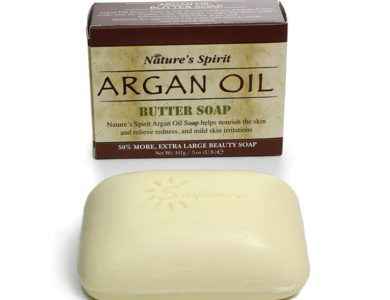 Argan Oil & Shea Butter Soap