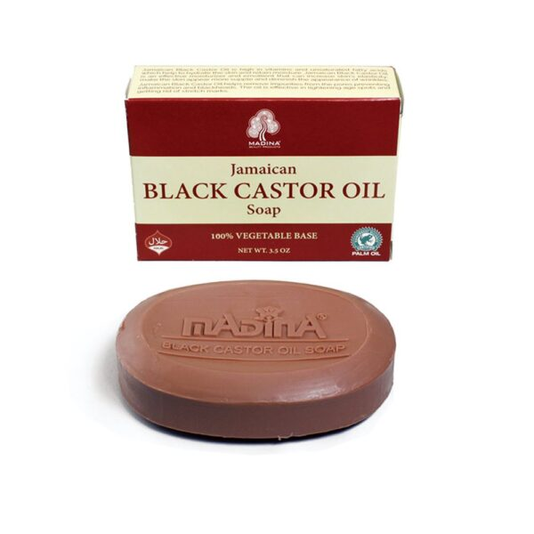 Black Jamaican Castor Oil Soap