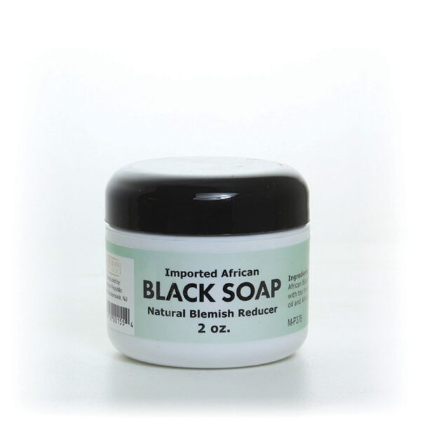 Black Soap - Natural Blemish Remover