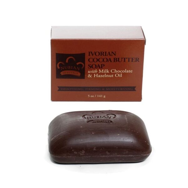 Cocoa Butter and Chocolate Soap