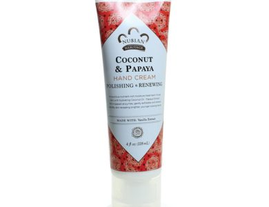 Coconut and Papaya Hand Cream