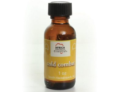 Cold Combat Essential Oil