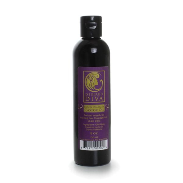 Black Jamacian Castor Oil