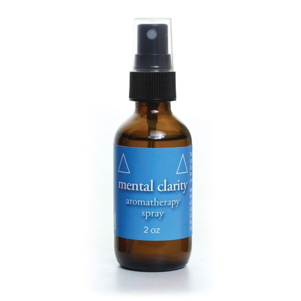Mental Clarity Essential Oil Spray