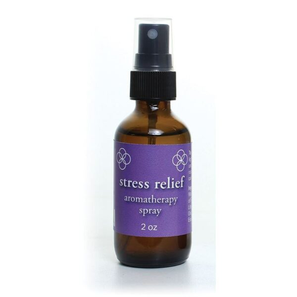 Stress Relief Essential Oil Spray