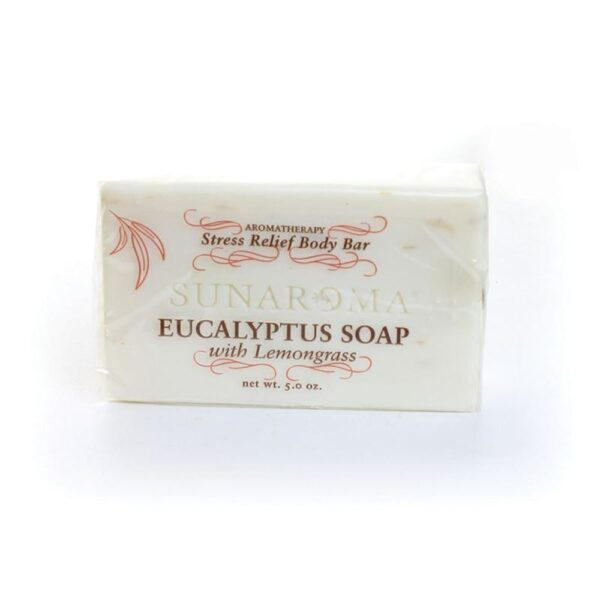 Eucalyptus Soap with Lemongrass