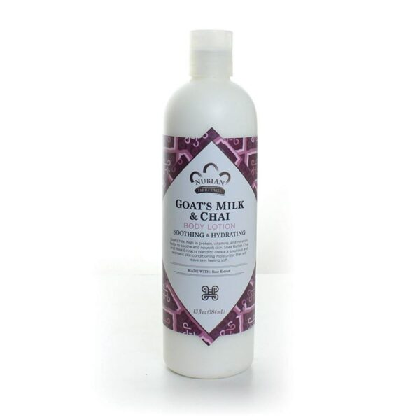 Goats Milk and Chai Lotion