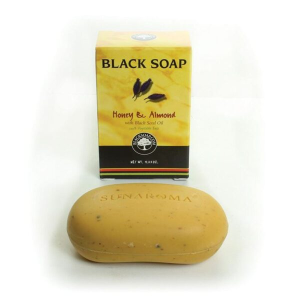 Honey and Almond Soap