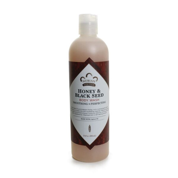 Honey and Black Seed Body Wash