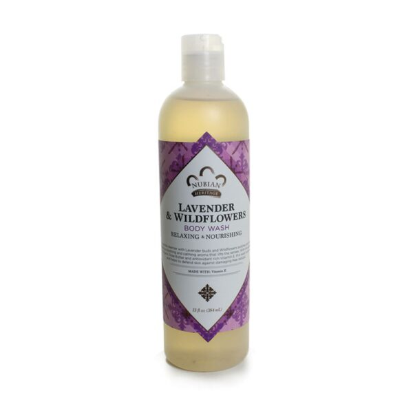 Lavender and Wild Flowers Body Wash
