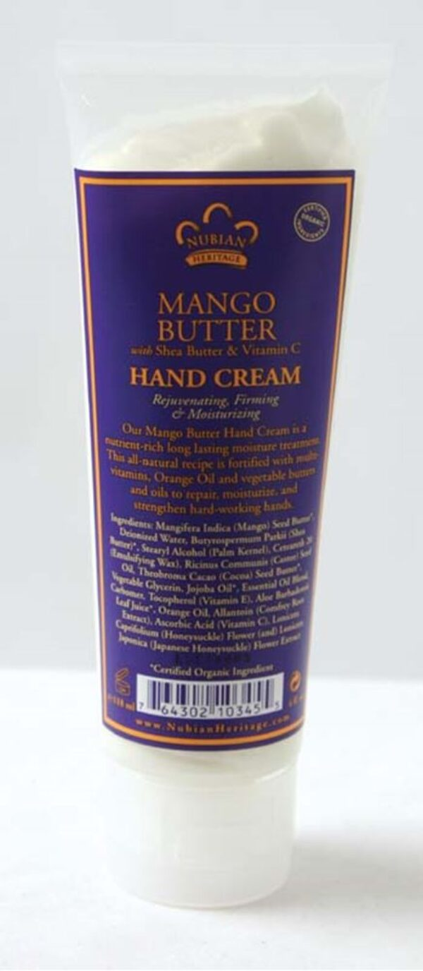 Mango Body Butter Hand Cream