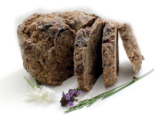 Hand-Crafted Natural Black Soap