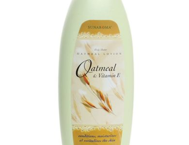 Oatmeal & Vitamin E Lotion