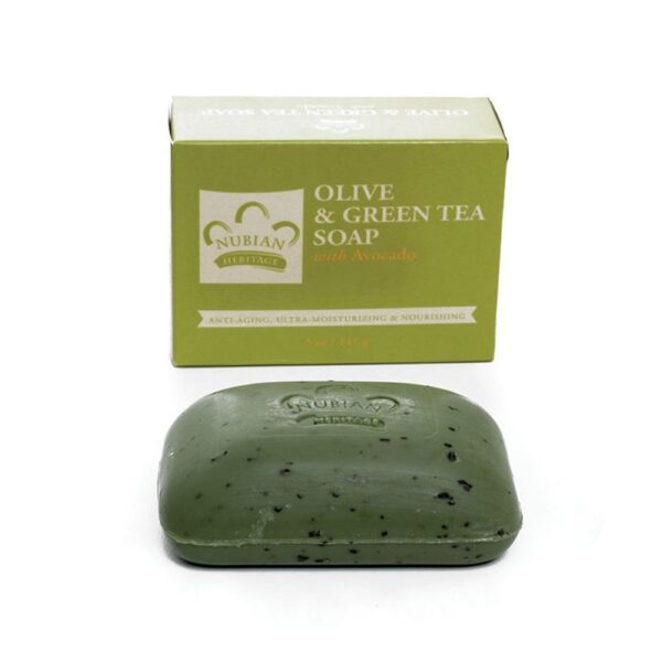 Olive and Green Tea with Avocado Soap