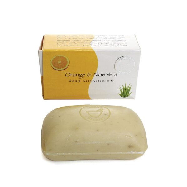 Orange & Aloe Vera Soap