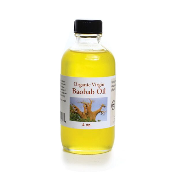 Organic Virgin Baobab Seed Oil