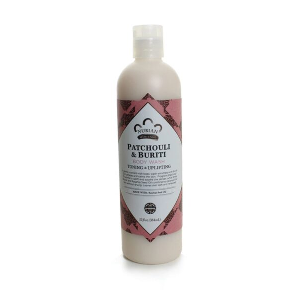 Patchouli & Buriti Body Wash