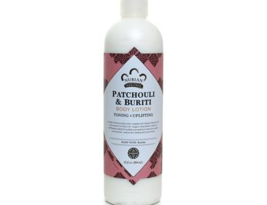 Patchouli & Buriti Lotion