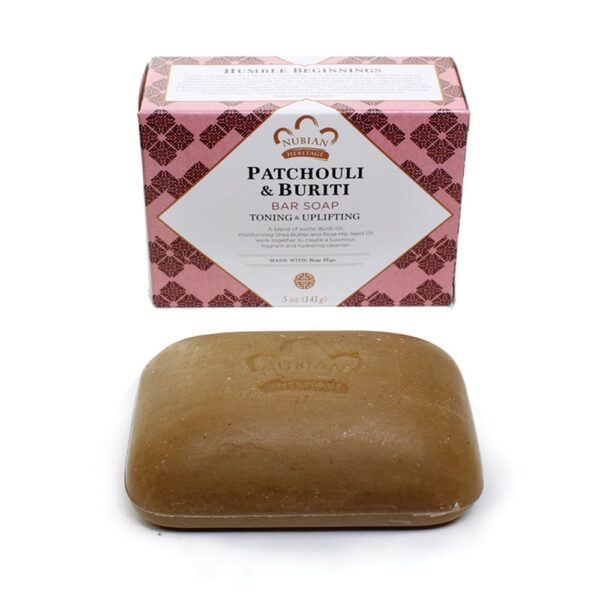 Patchouli & Buriti Soap