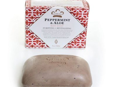 Peppermint Soap with Baking Soda