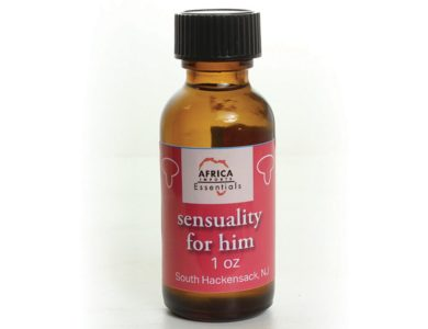 Sensuality for Him Essential Oil