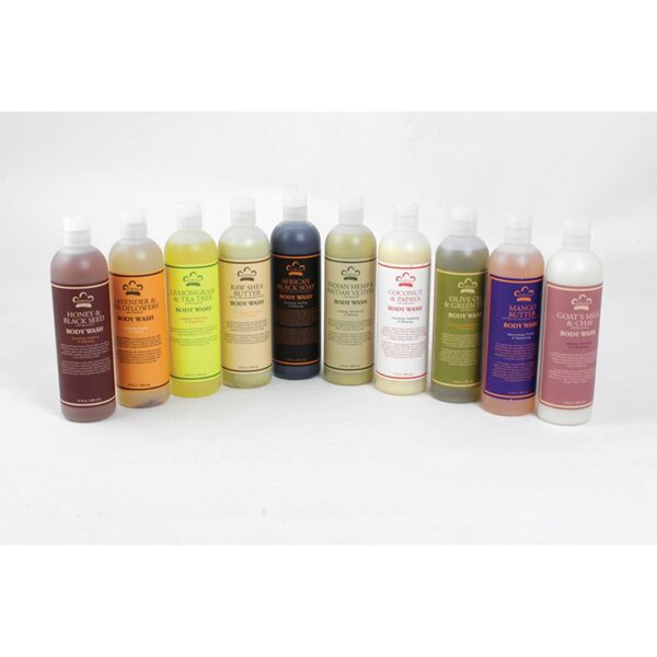 Set of 10 Body Washes