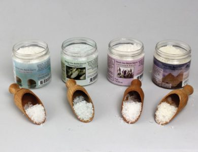 Dead Sea Salts Scented